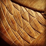 I just love carving feathers  they add such ahellip